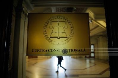 Curtea Constituţională a respins sesizarea PNL privind numirea lui Marian Enache ca judecător CCR