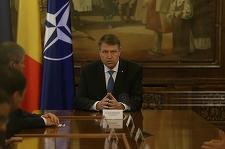 Iohannis anunţă noi consultări săptămâna viitoare cu liderii partidelor, cu premierul şi cu şeful BNR pe tema Brexit