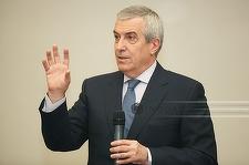 Tăriceanu: Situaţia normală care s-ar prefigura pentru viitorul guvern este o coaliţie PSD-ALDE-UDMR