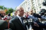 Băsescu, întrebat de ce nu a făcut denunţ pe cazul Kovesi: Pe vas, când ai turnător, te întorci în port cu un om mai puţin