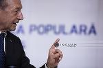 Băsescu: Kovesi şi Maior se adunau la Oprea, pe 6 decembrie 2009, să se pună bine cu câştigătorul alegerilor prezidenţiale