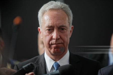 Ambasada SUA confirmă întâlnirea lui Hans Klemm cu noua şefă a instanţei supreme, Cristina Tarcea