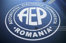 AEP: Numărul alegătorilor înscrişi în Registrul electoral este de 18.881.604