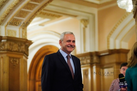Liviu Dragnea: E posibil să ne vedem săptămâna viitoare cu UDMR pentru a discuta serios despre o colaborare parlamentară
