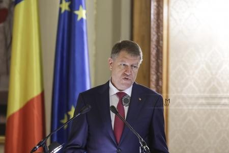 Iohannis: Am avut o discuţie informală cu Tăriceanu şi nu s-a referit la PNL
