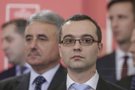 Gabriel Petrea, avizat de comisiile parlamentare pentru funcţia de ministru al Consultării Publice şi Dialogului Social, după o audiere de aproximativ 10 minute