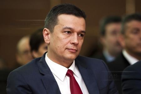 Întâlnirea dintre Sorin Grindeanu şi Dacian Cioloş s-a încheiat. Cei doi au discutat două ore şi jumătate