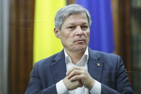 Întâlnire Cioloş - USR la Parlament