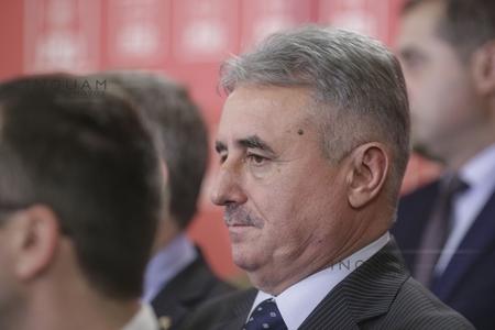 Viorel Ştefan, despre întâlnirea cu preşedintele Iohannis: Vom merge cu un concept în legătură cu proiecţia bugetară