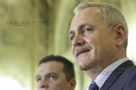 Liviu Dragnea: Eu voi riposta o dată şi bine lui Iohannis