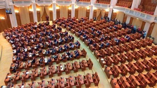 Proiectul de buget al Camerei Deputaţilor va fi dezbătut şi votat luni. Deputaţii vor avea cu 20% mai puţini bani