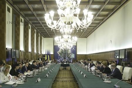Grindeanu cheamă miniştrii la Palatul Victoria pentru discuţii pe buget şi implementarea măsurilor din programul de guvernare