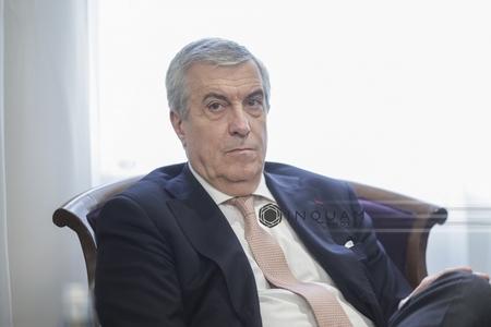 Tăriceanu: Iohannis a închis ochii la folosirea discreţionară a CSAT pentru a reglementa în secret implicarea serviciilor în justiţie