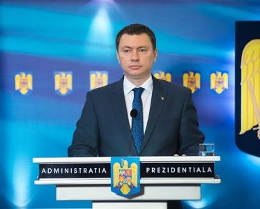 """INTERVIU: Consilierul prezidenţial Cosmin Marinescu spune că """"scenariul"""" estimării nerealiste a veniturilor bugetare se poate repeta în 2017: Implicaţiile ar putea fi şi mai însemnate"""