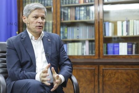 Cioloş a trimis comisiilor o analiză tehnică pe rectificarea bugetară, considerând că audierea sa ar accentua caracterul politic