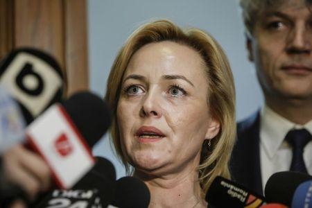 Ministrul de Interne, Carmen Dan, a sosit la Comisia pentru controlul SRI