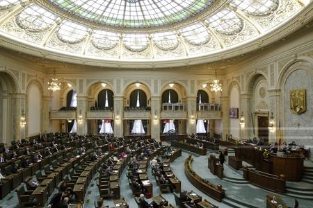 OUG 13, respinsă în Comisia juridică a Senatului