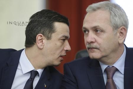Şedinţa coaliţiei de guvernare PSD - ALDE începe la ora 11.00, la Parlament; la reuniune participă şi Sorin Grindeanu