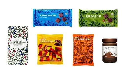 IKEA retrage şase tipuri de ciocolată care nu sunt sigure pentru alergicii la alune şi migdale. Magazinul din Băneasa a vândut circa 247.000 de astfel de produse