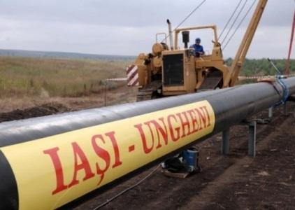 BEI şi BERD oferă o finanţare de 92 milioane euro pentru prelungirea gazoductului dintre România şi Republica Moldova, care ar reduce dependenţa de Gazprom
