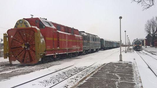 CFR SA: Legătura feroviară între Bucureşti şi Constanţa este menţinută. Sunt întârzieri de peste două ore pe mai multe rute