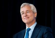Directorul JP Morgan a câştigat 28 milioane dolari în 2016