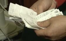 Bonurile în valoare de 706 lei emise pe 7 decembrie au ieşit câştigătoare la prima extragere a loteriei fiscale din acest an