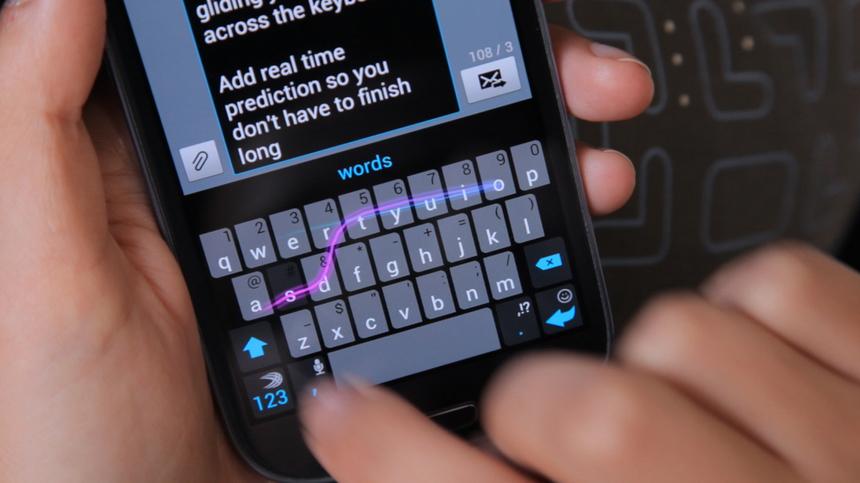 Cea mai populară tastatură de smartphone, SwiftKey, face predicţii de cuvinte pe baza unei reţele neuronale