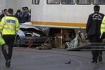 Pieton accidentat mortal de tramvai în Capitală, la intersecţia Bulevardului Ştefan cel Mare cu Strada Lizeanu