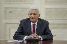 Meleşcanu i-a cerut lui Klemm ca Ambasada SUA să aibă un dialog direct, nu prin presă, cu autorităţile guvernamentale române