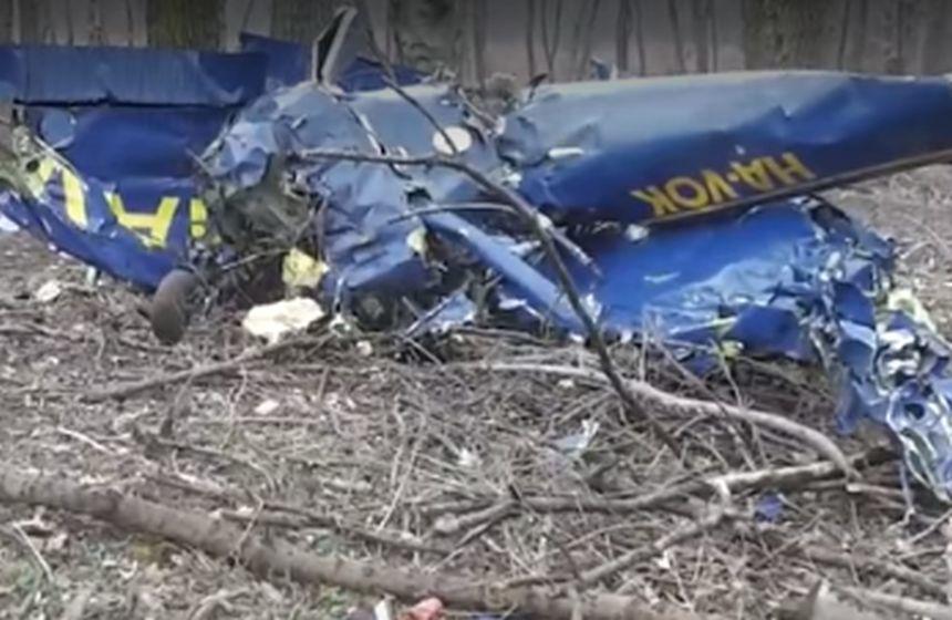 Un pilot român a murit după ce avionul cu care efectua un zbor de antrenament s-a prăbuşit în Ungaria