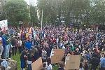 Proteste la Londra şi Edinburgh faţă de rezultatul referendumului