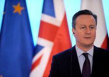 Cameron spune în Parlament că va face totul pentru a contracara actele rasiste la adresa românilor şi altor imigranţi