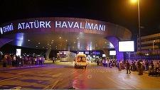 Turcia a desfăşurat echipe antiterorism la aeroportul Ataturk din Istanbul, după atentatul de marţi