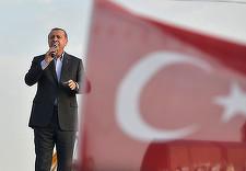 Erdogan acuză un general american că este de partea puciştilor, după ce s-a arătat îngrijorat de arestarea unor lideri militari turci