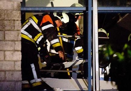 Cel puţin o persoană a murit şi alte patru au fost rănite, dintre care două grav, într-o explozie în Belgia