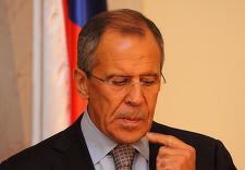 Lavrov şi-a exprimat îngrijorarea cu privire la acţiunile armatei turce din Siria