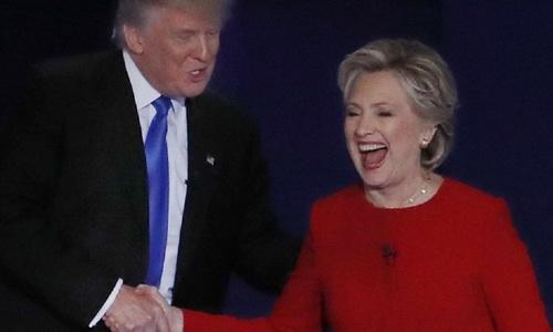 DOCUMENTAR: Contradicţiile şi inexactităţile formulate de Trump şi Clinton în dezbaterea electorală