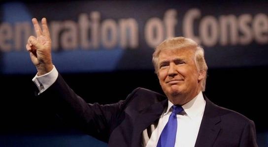 ALEGERI SUA: Donald Trump susţine că va anula sau renegocia toate acordurile comerciale internaţionale