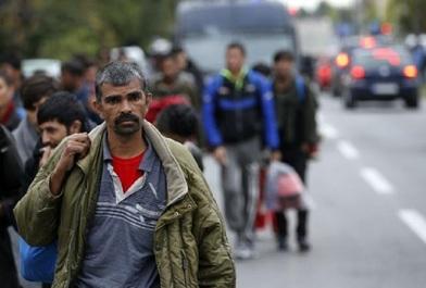 Peste jumătate dintre germani consideră refugiaţii şi integrarea lor drept cea mai mare problemă a Germaniei