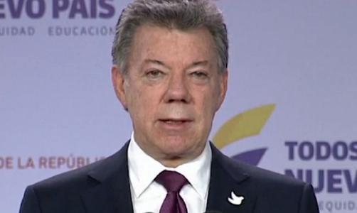 Comitetul Nobel i-a decernat sâmbătă premiul pentru pace preşedintelui columbian Juan Manuel Santos. VIDEO