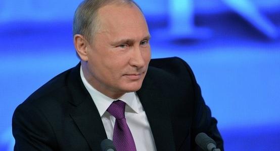 """Relaţiile cu Ucraina se vor îmbunătăţi """"mai devreme sau mai târziu"""", crede Putin"""