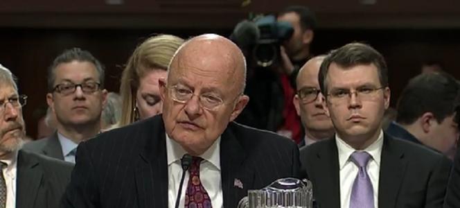 Amestecul Rusiei în alegerile din SUA, fără precedent, afirmă Clapper în audierile din Senat