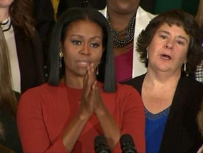 Michelle Obama apără diversitatea care defineşte SUA, în ultimul său discurs ca Primă Doamnă