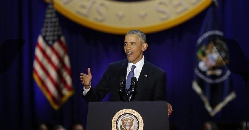 Obama a lansat un nou apel la unitate în ultimul său discurs ca preşedinte, marcat de optimism, dar şi de avertismente. FOTO, VIDEO