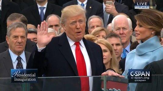 DOCUMENTAR: Temele majore ale discursului lui Trump