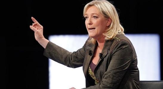 Marine Le Pen a refuzat să fie audiată de poliţişti în legătură cu angajările fictive de la Parlamentul European