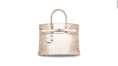 Record mondial: O geantă Hermes, vândută la licitaţie cu 243.000 de dolari