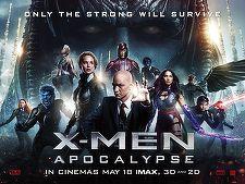 """Lungmetrajul """"X-Men: Apocalypse"""" se menţine pe primul loc în box office-ul românesc de weekend. VIDEO"""