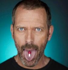 """Actorul Hugh Laurie, protagonistul serialului """"Dr. House"""", va primi o stea pe Walk of Fame"""